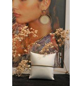 Zag Bijoux ZAG armband elastiek goud
