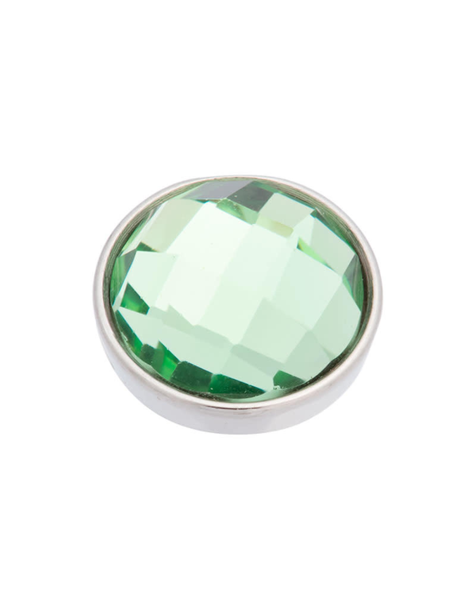 iXXXi Jewelry iXXXi top part facet green