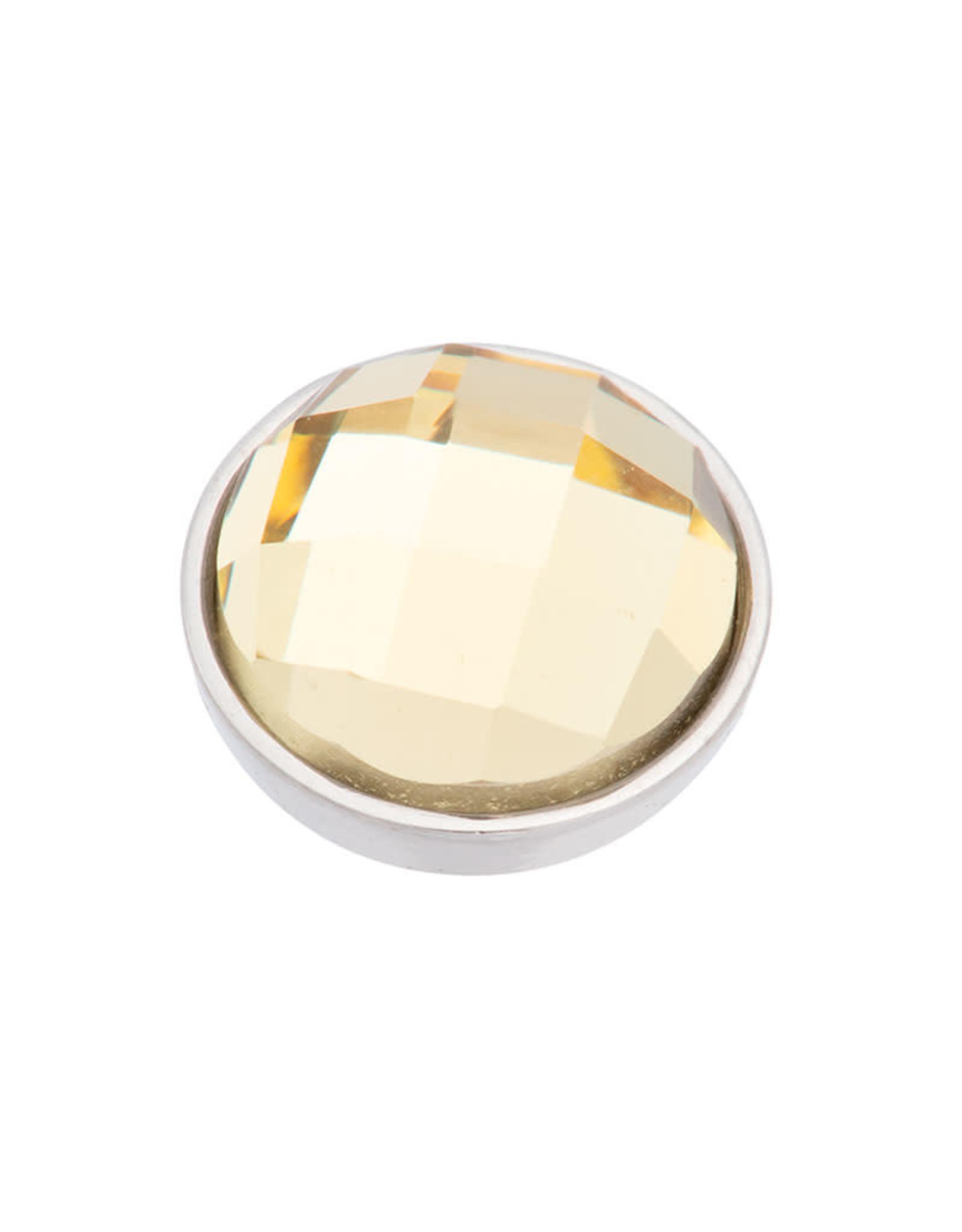 iXXXi Jewelry iXXXi top part facet yellow