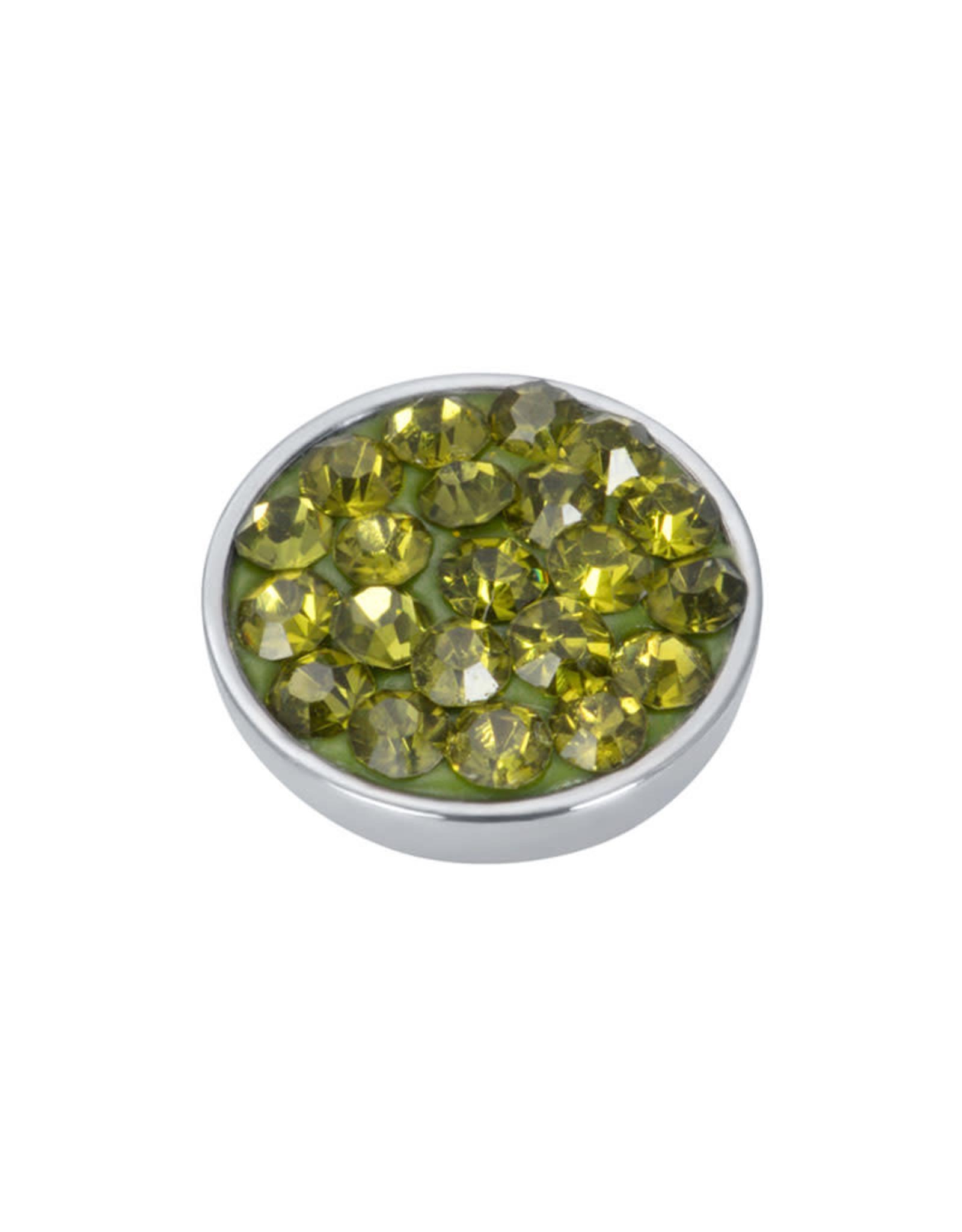 iXXXi Jewelry iXXXi top part olivina stone