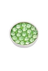 iXXXi Jewelry iXXXi top part crystal groen