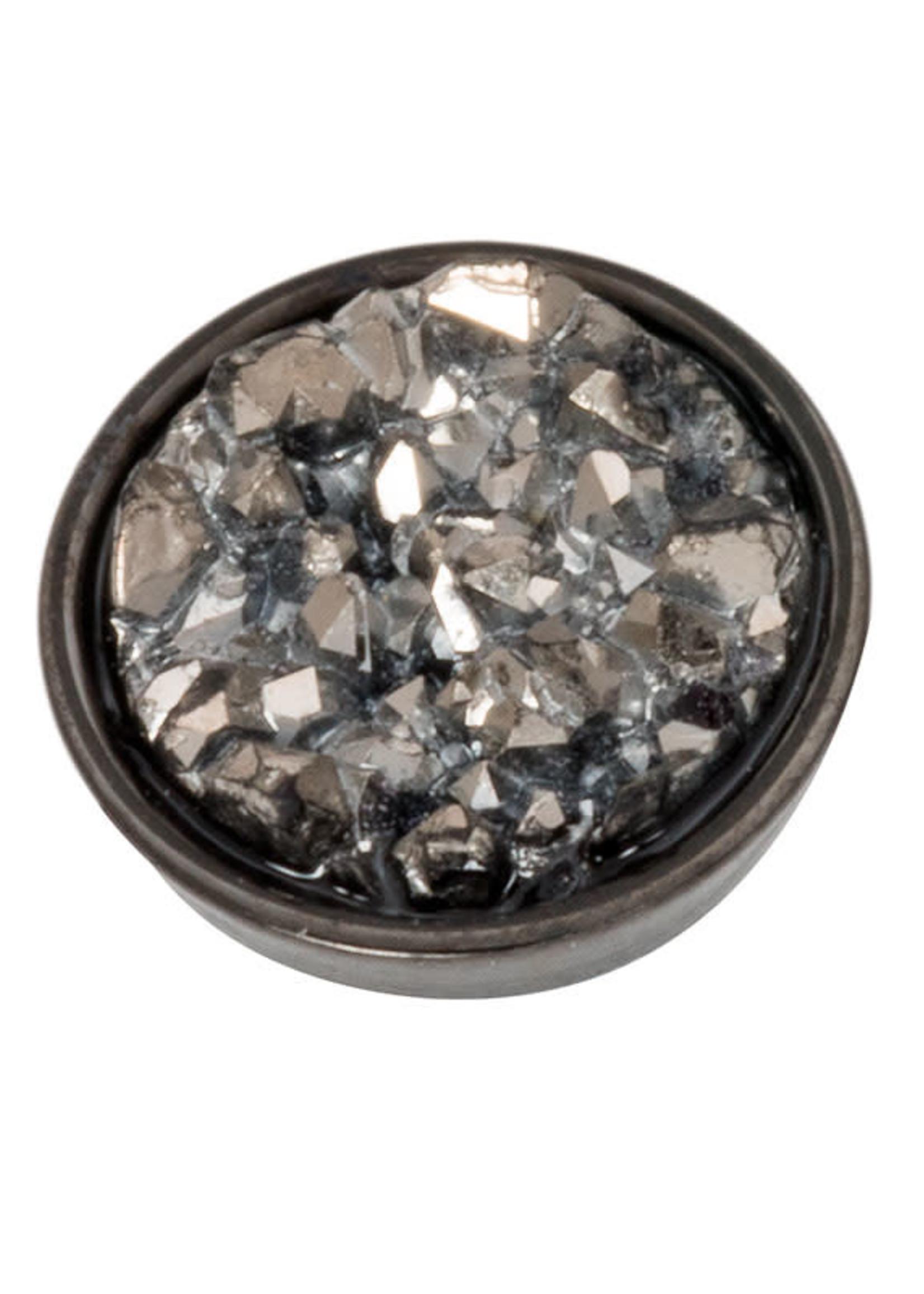 iXXXi Jewelry iXXXi top part dark grey