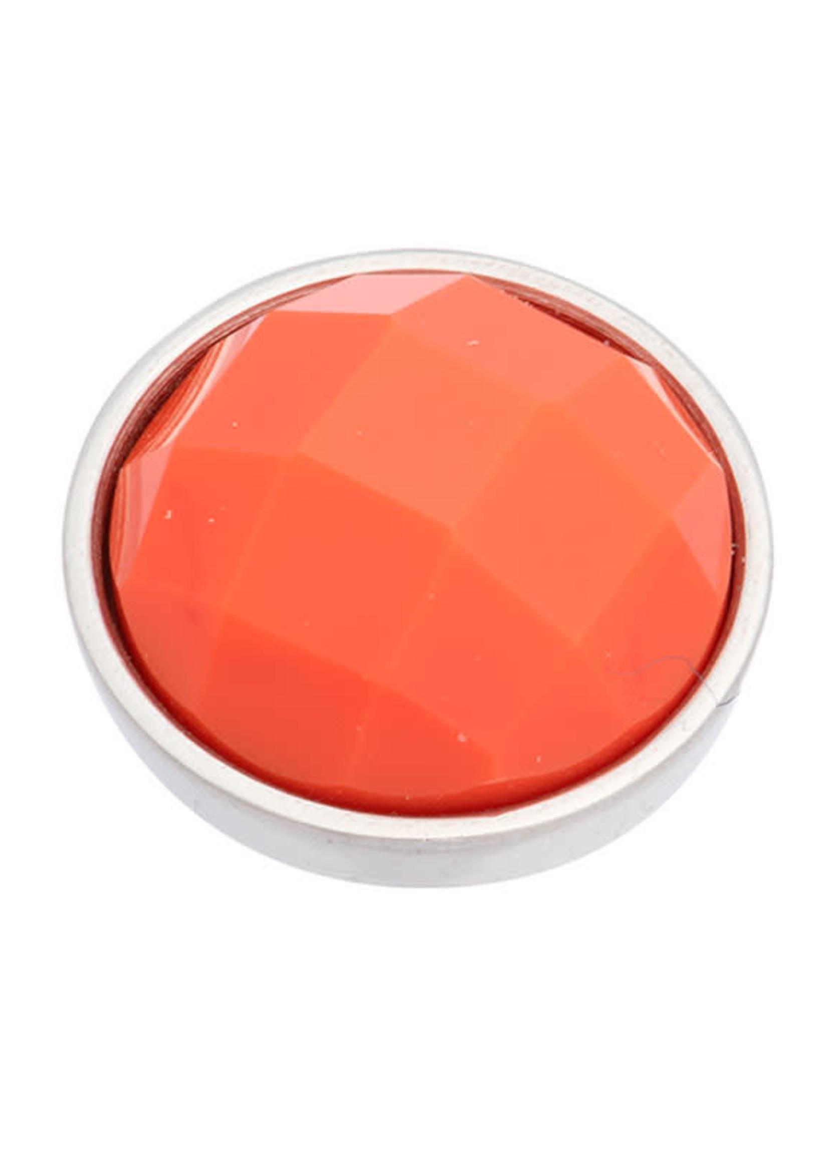 iXXXi Jewelry iXXXi top part facet oranje