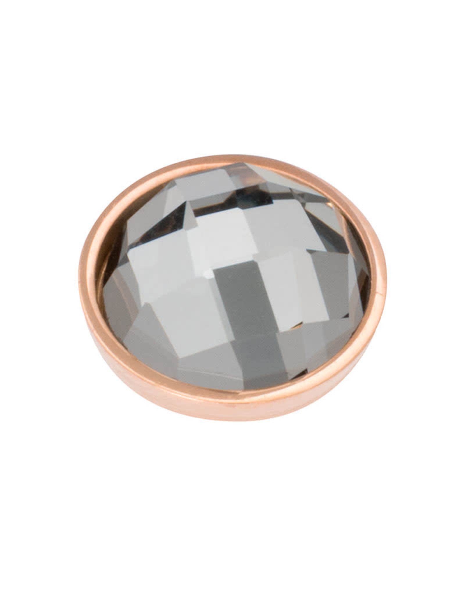 iXXXi Jewelry iXXXi top part black diamond facet