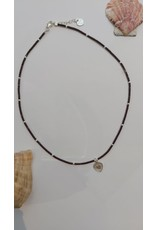 Joy Bali JOY Necklace Jamaica - bruin