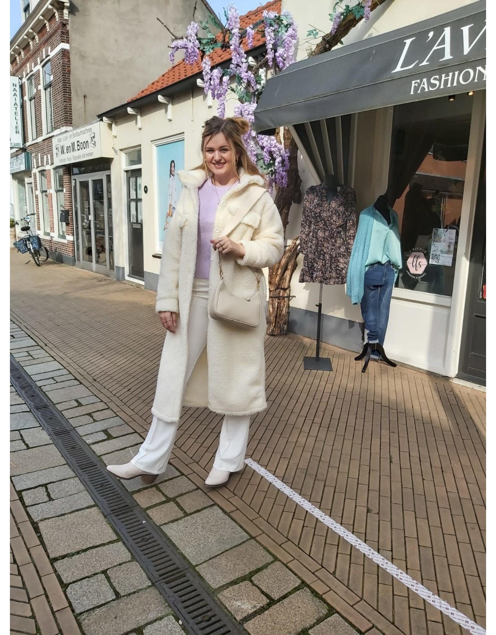 L'Avenue Teddy jas wit