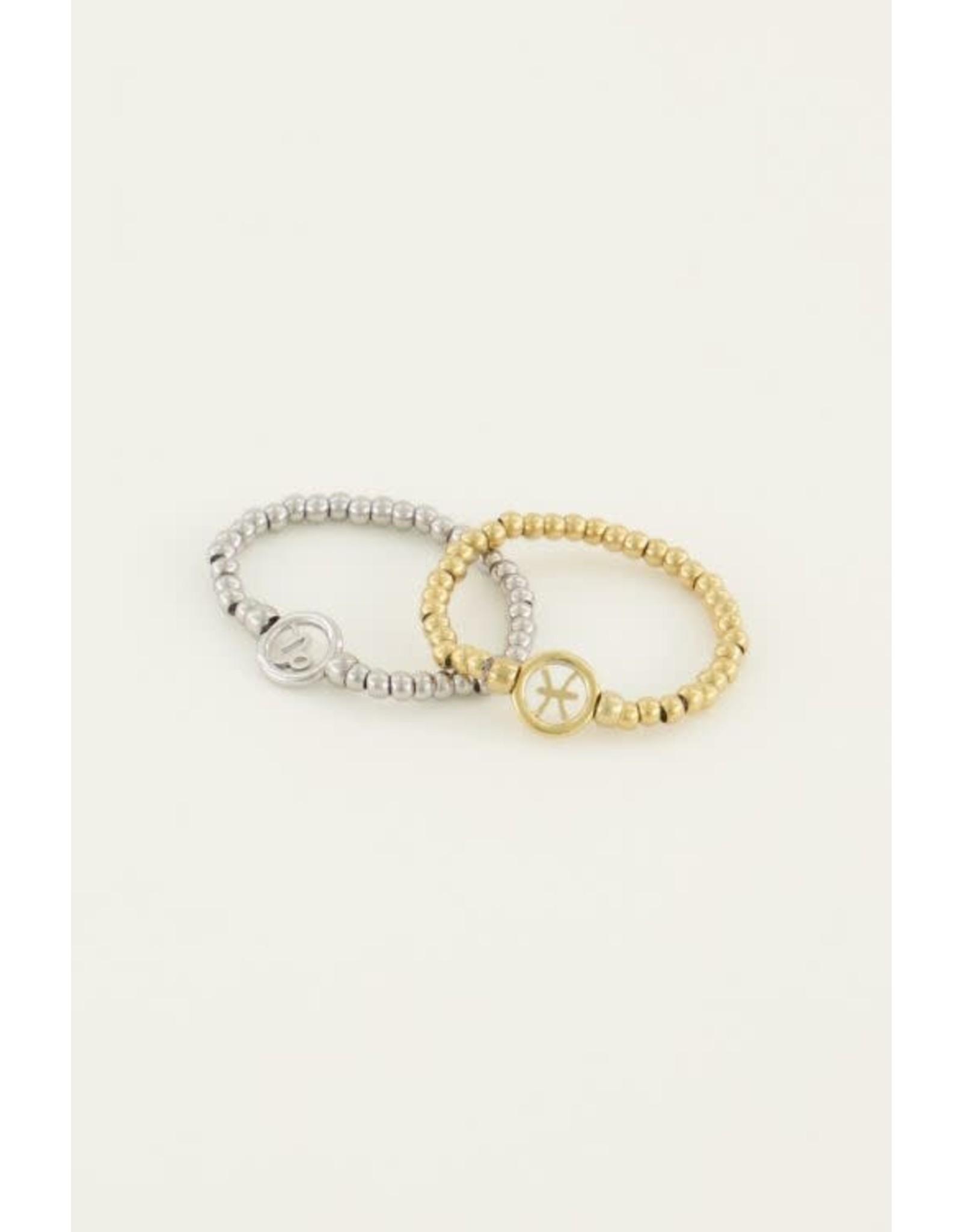 My Jewellery My Jewellery ring Zodiac
