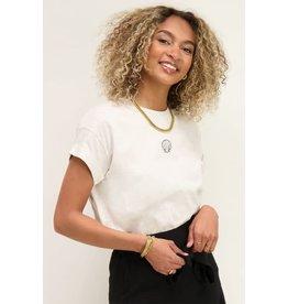 My Jewellery My Jewellery beige shirt schelp