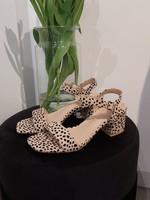 Fabs Shoes Fabs cheetah hakjes