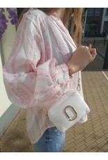 L'Avenue Blouse Sara - licht roze