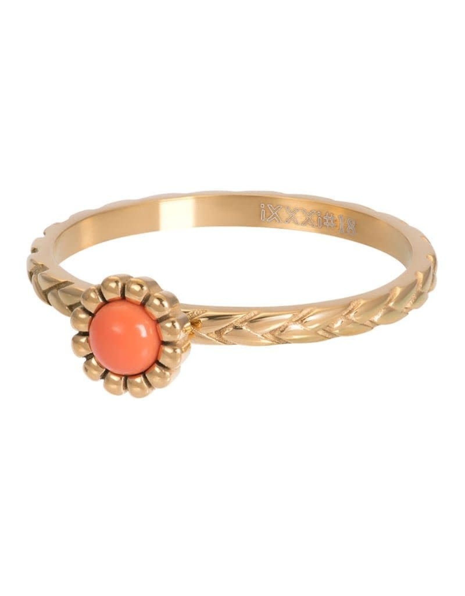 iXXXi Jewelry iXXXi vulring inspired coral - goud
