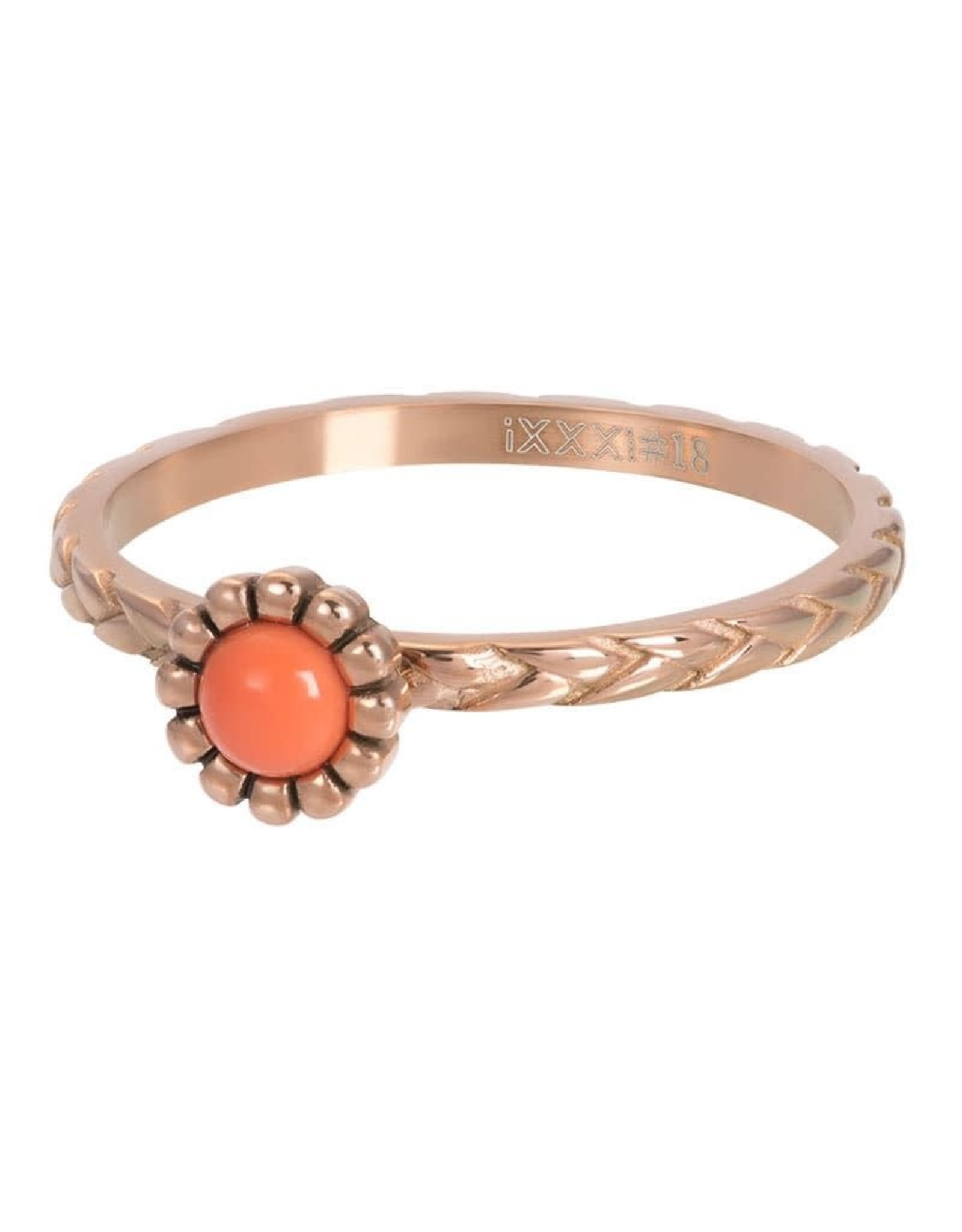 iXXXi Jewelry iXXXi vulring inspired coral - rose