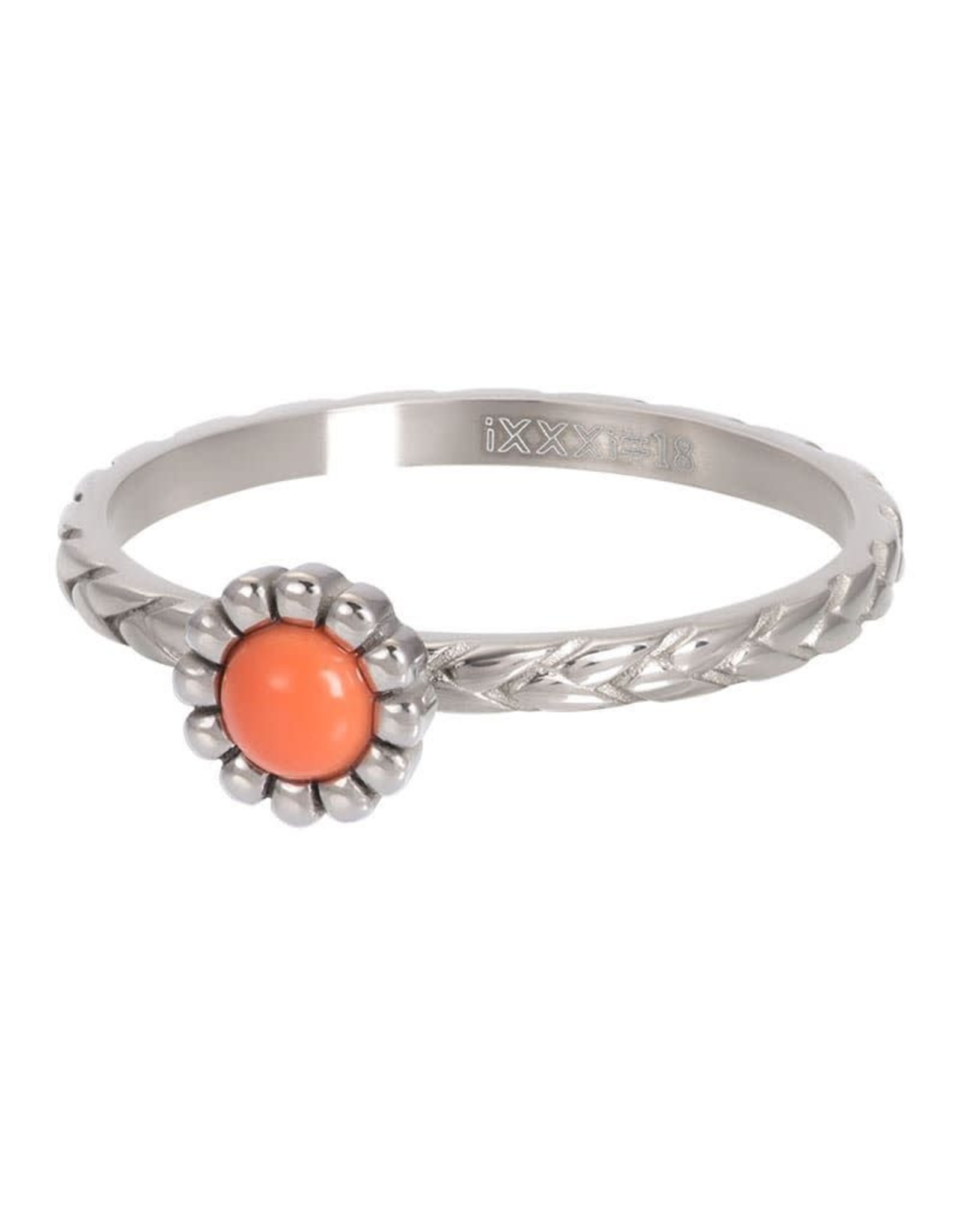 iXXXi Jewelry iXXXi vulring inspired coral - staal