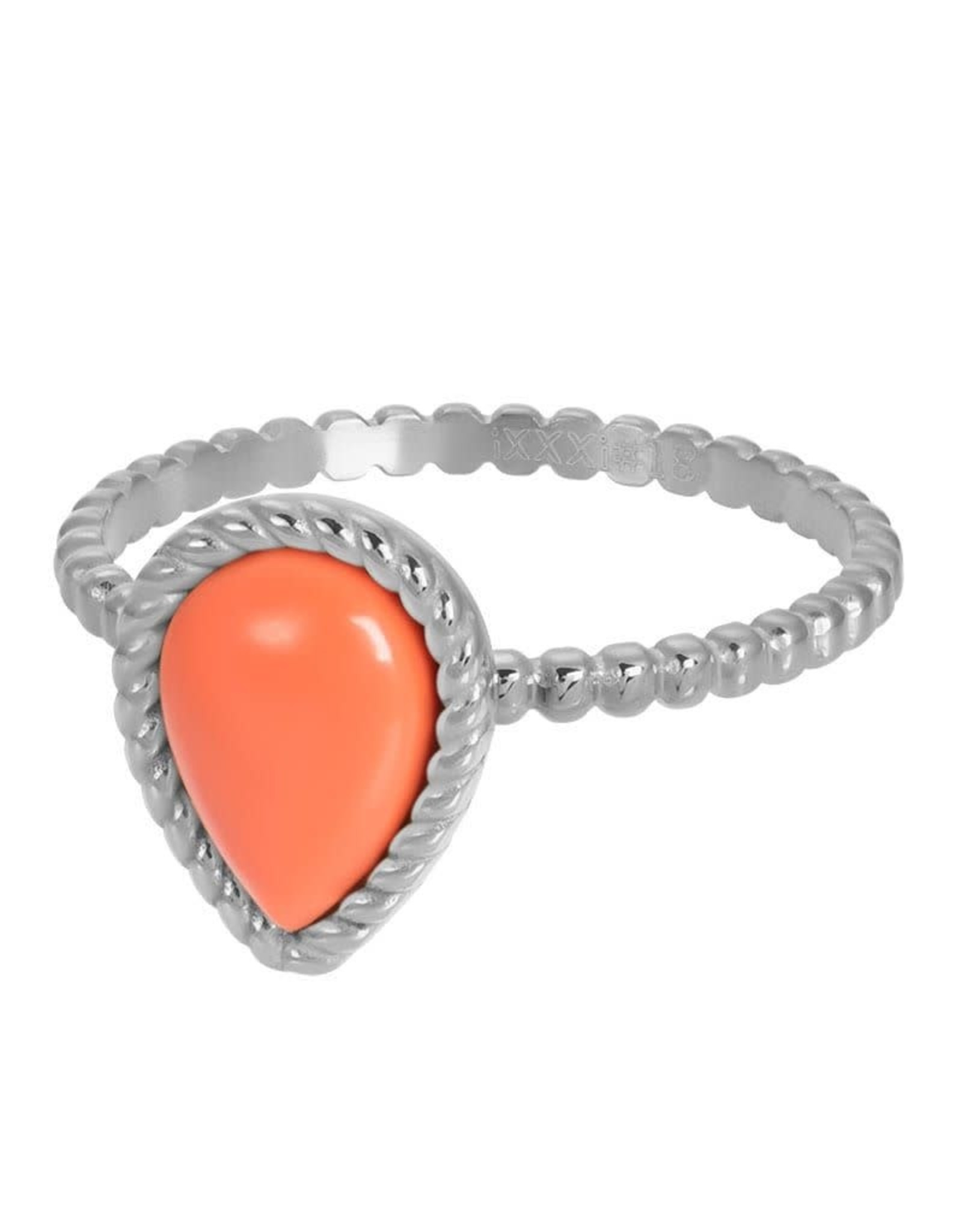 iXXXi Jewelry iXXXi vulring Magic coral - staal