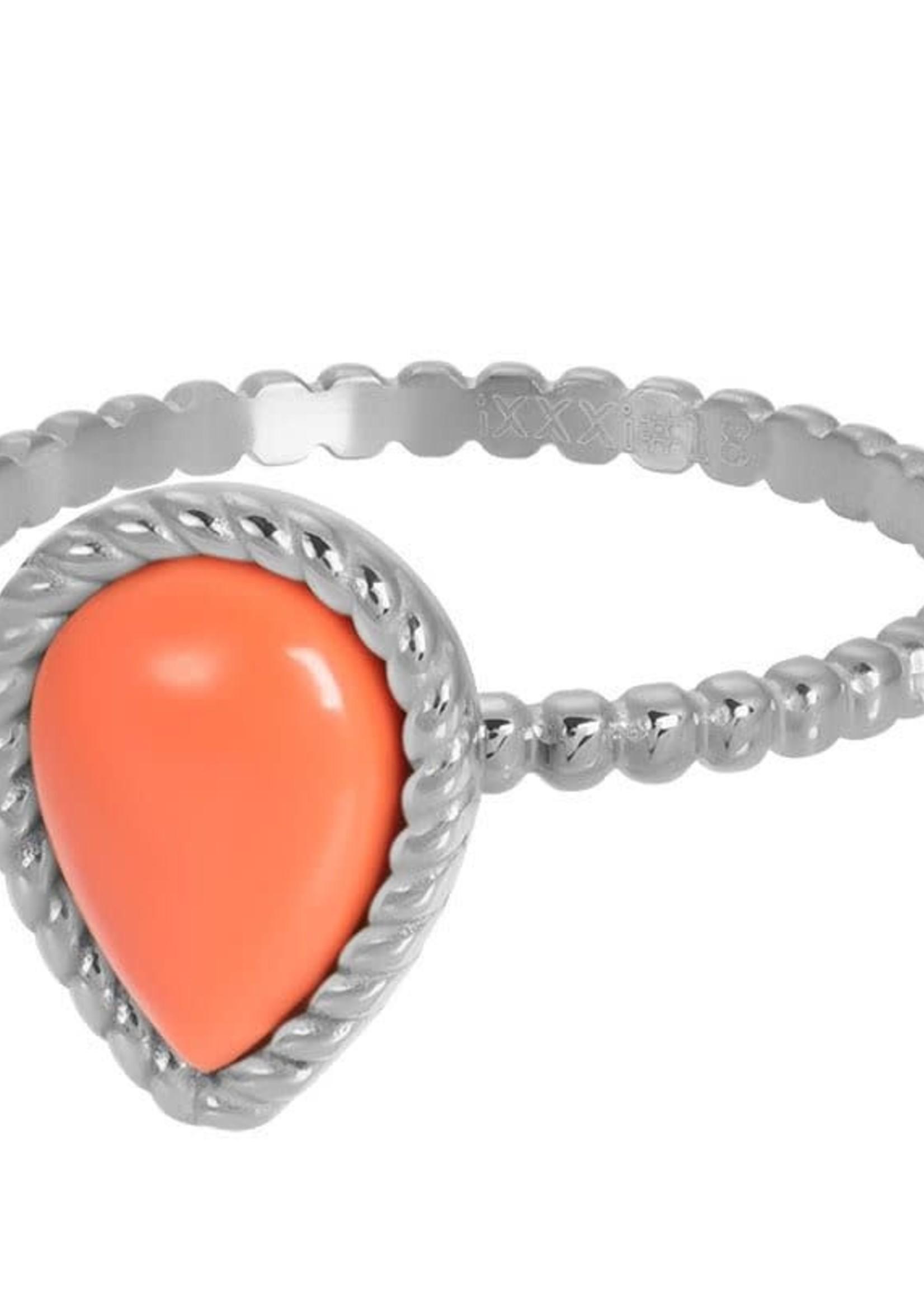 iXXXi Jewelry iXXXi vulring Magic coral - staal