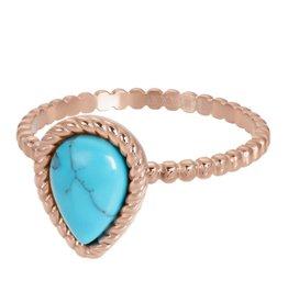 iXXXi Jewelry iXXXi vulring Magic turquoise - rose