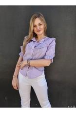 Ambika Ambika blouse Isa - lila