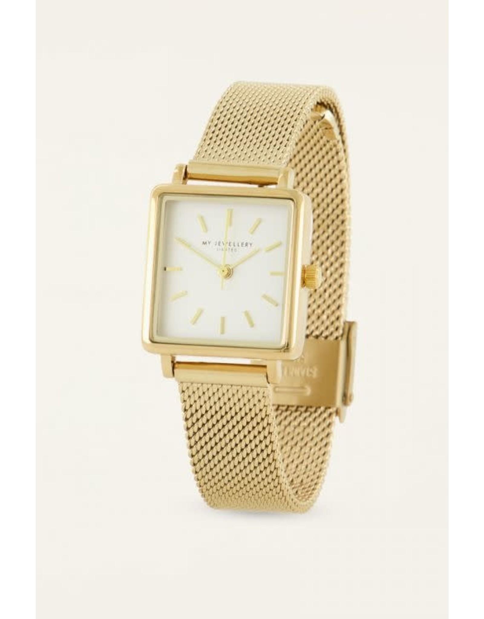 My Jewellery My Jewellery Moederdag giftbox horloge