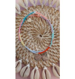Joy Bali Joy Jamaica armband Colorful