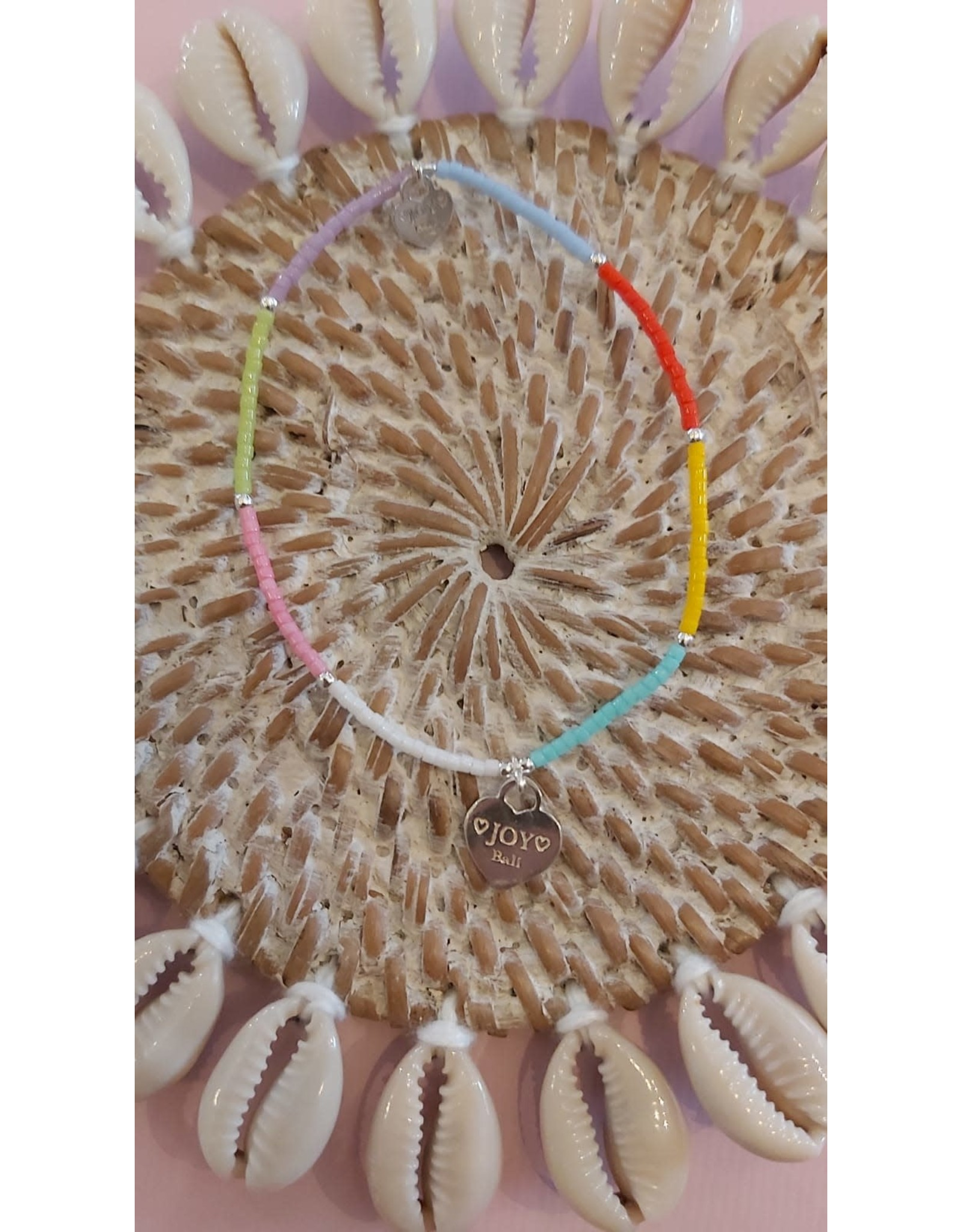 Joy Bali Joy Jamaica armband Joy Bali Colour Mix