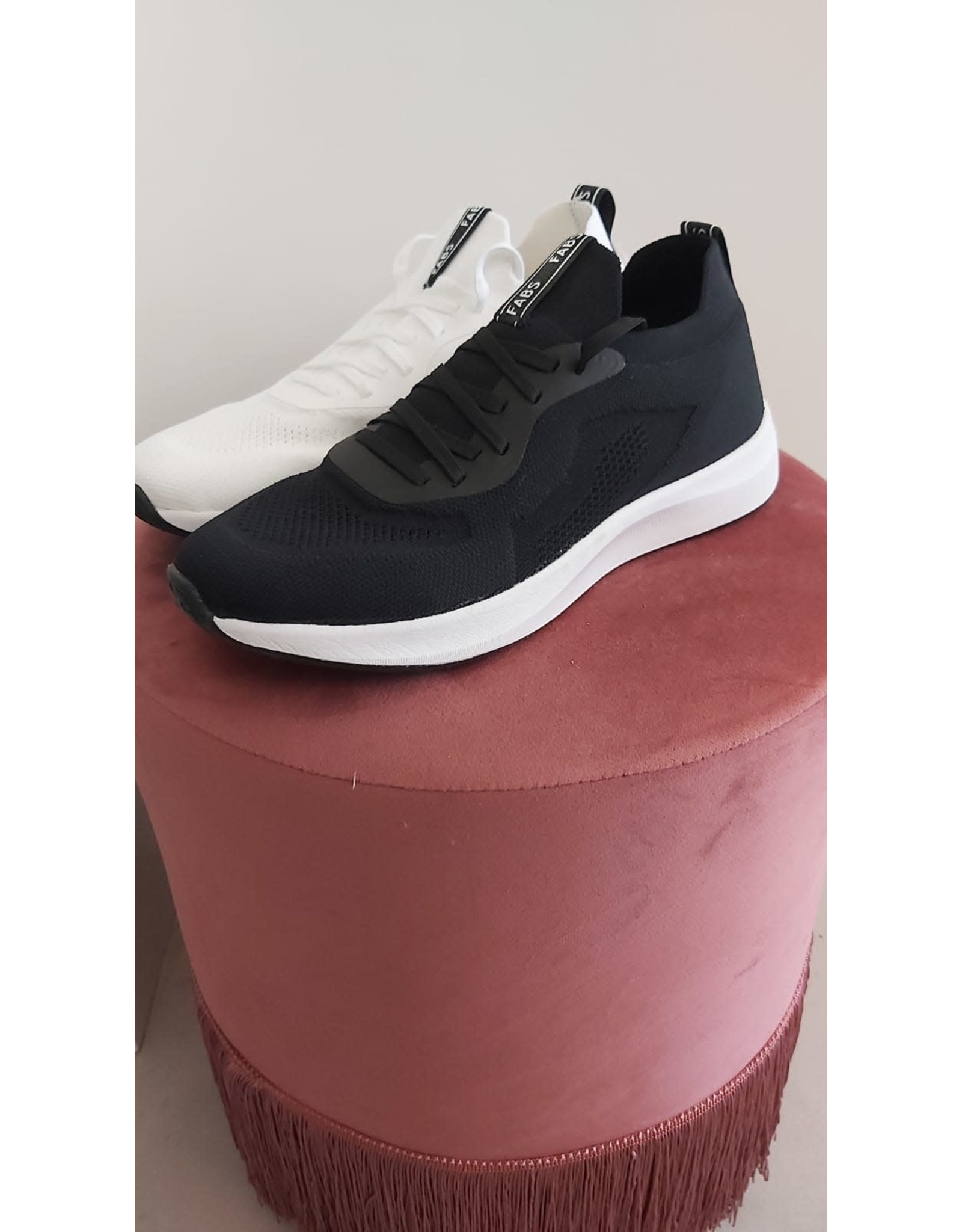 Fabs Shoes Fabs sneakers Emmy - wit