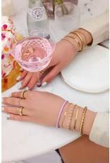 My Jewellery My Jewellery armband dubbel geel