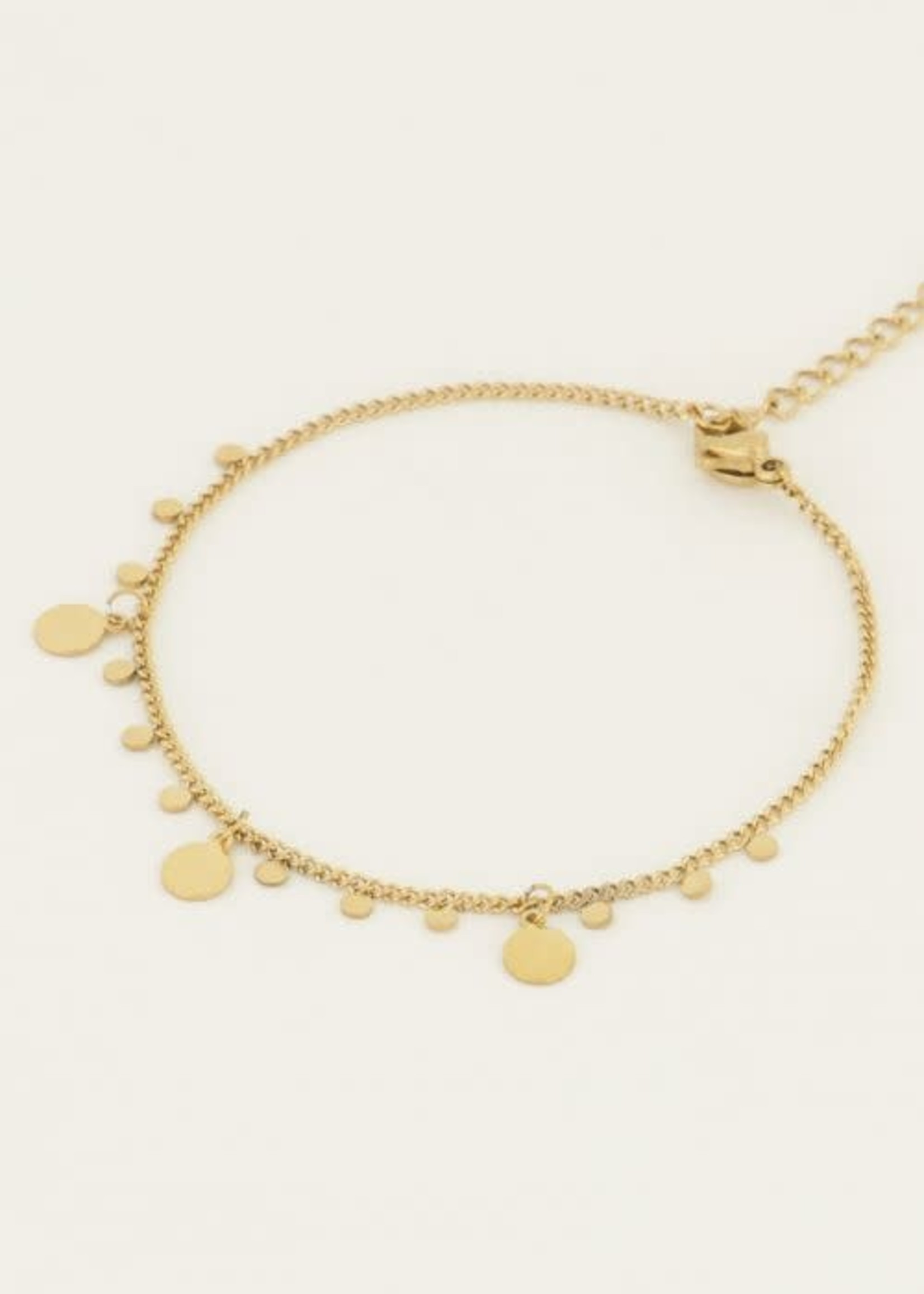 My Jewellery My Jewellery armband ronde bedels