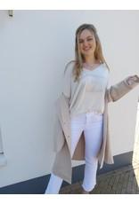L'Avenue Top Mila - beige