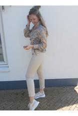 Turquoise Blouse Emma