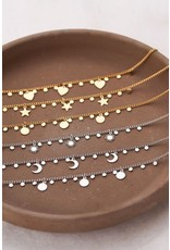 My Jewellery My Jewellery armband sterren en bedels