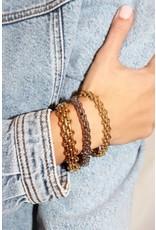 My Jewellery My Jewellery armband chunky schakels