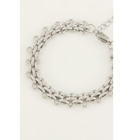 My Jewellery My Jewellery armband grof schakels