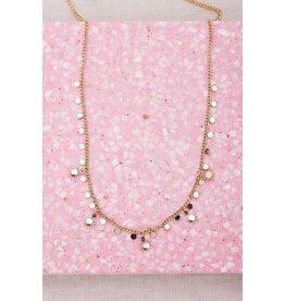 My Jewellery My Jewellery ketting zonnetjes en bedels