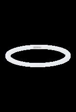 iXXXi Jewelry iXXXi vulring ceramic 1 mm - wit
