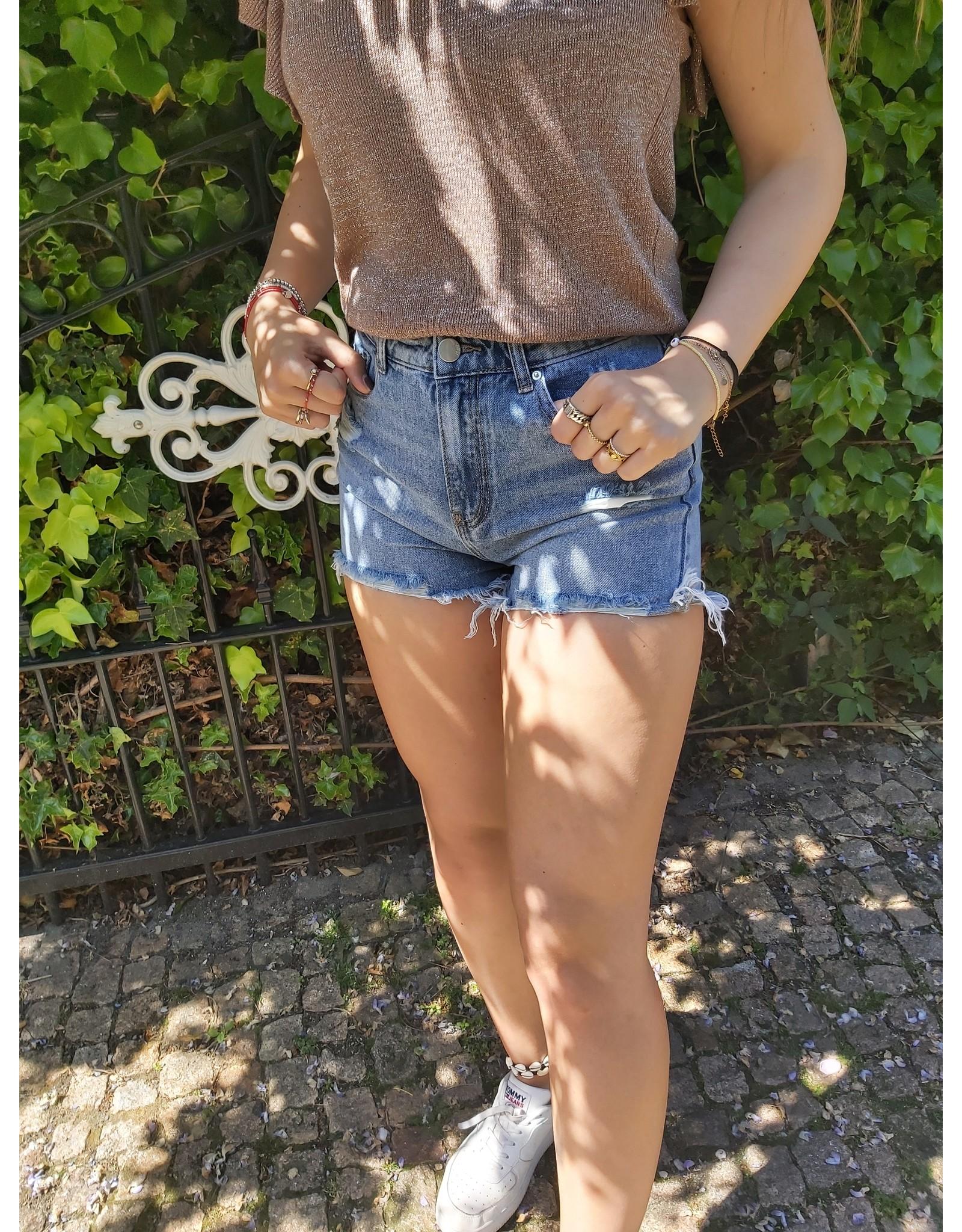 Korte Jeans - Lois