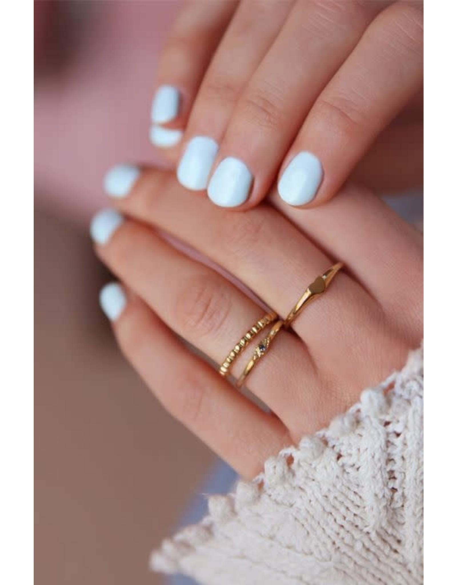 My Jewellery My Jewellery ring met bolletjes