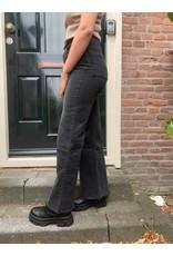 Jeans Flared - zwart