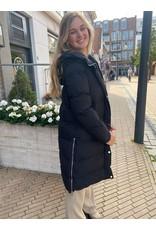 Puffer Winterjas - Zwart