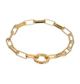 iXXXi Jewelry iXXXi armband Square Chain