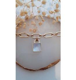 Zag Bijoux ZAG armband Gold Shell