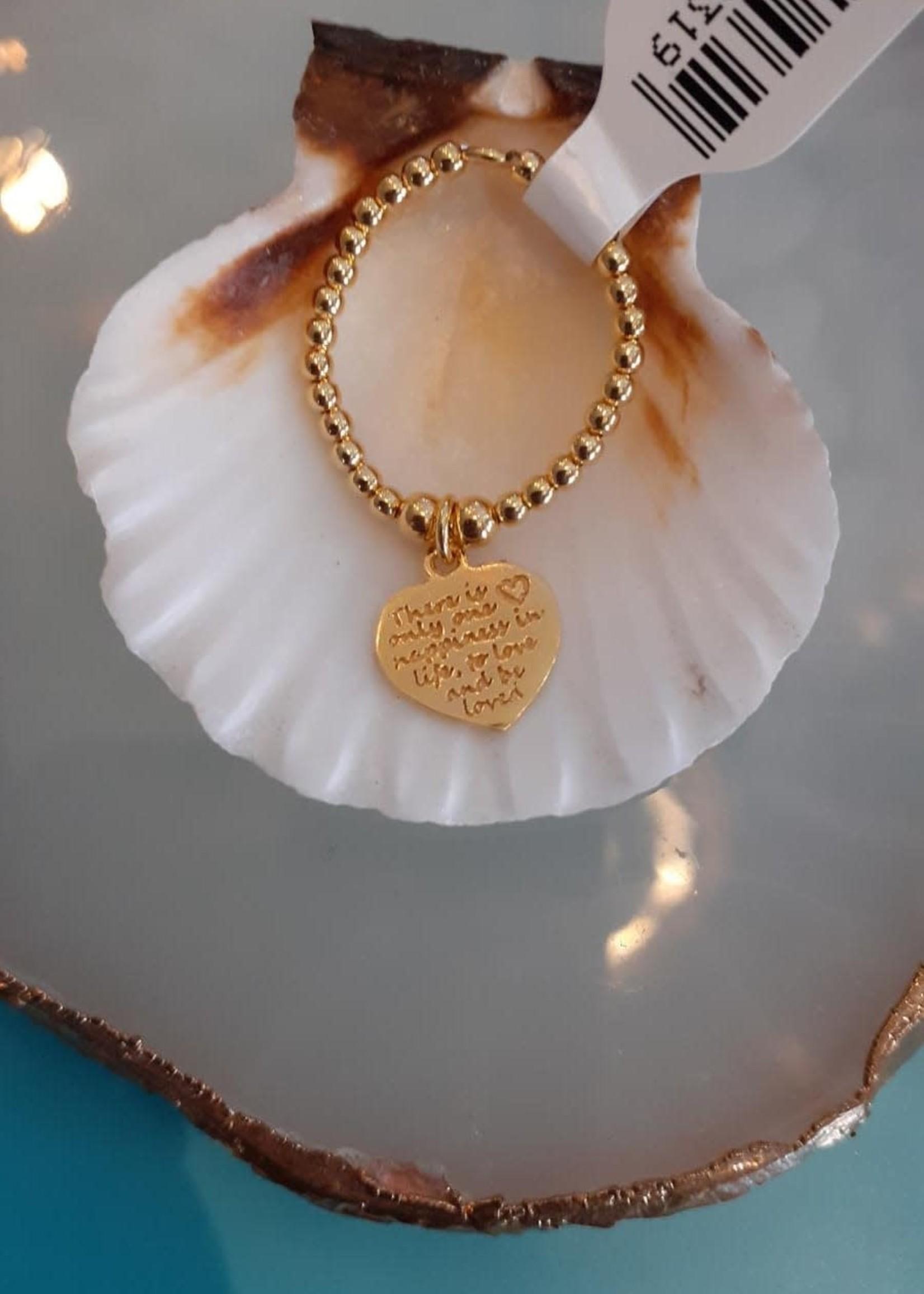 Joy Bali JOY Cenik ring goud - One Happiness
