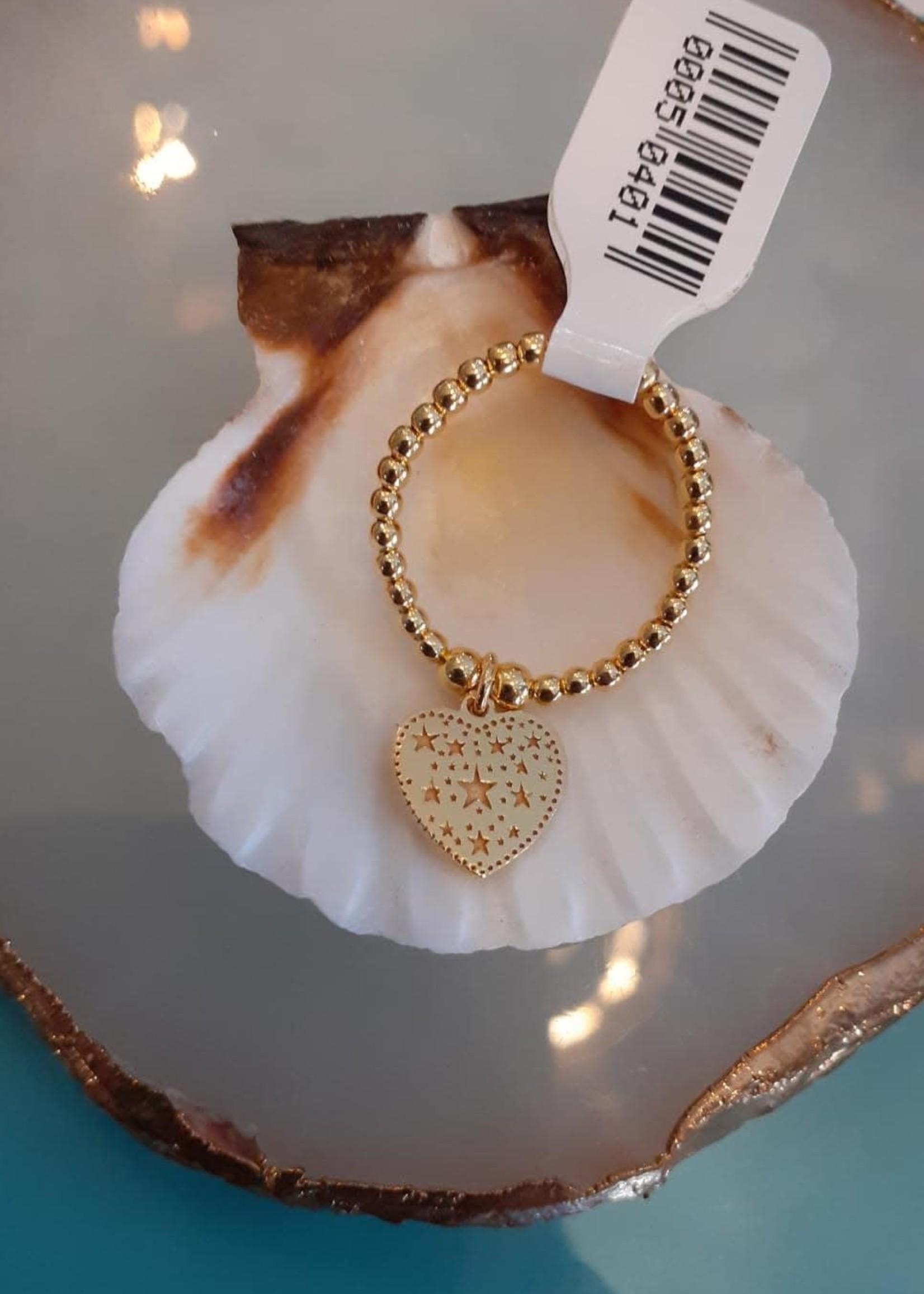 Joy Bali JOY Cenik ring goud -  Etoiles