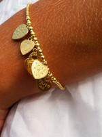 Joy Bali Joy Bali Bracelet Buzios Gold