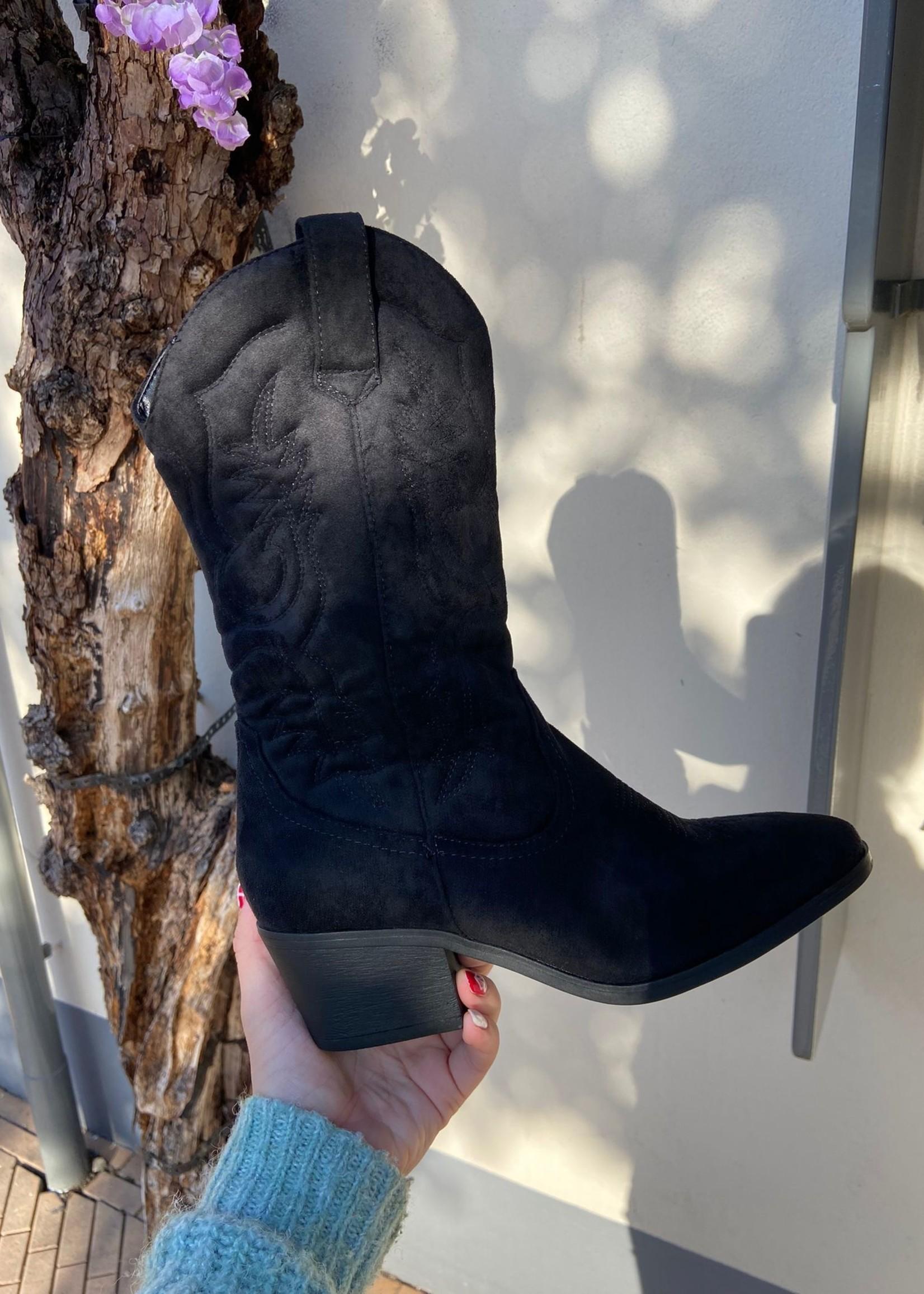 Western Boots - Angelique