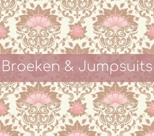 Broeken & Jumpsuits