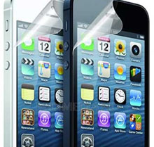 Gratis screenprotector