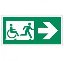 317 Vluchtweg rechts mindervaliden