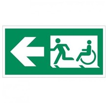 316 Vluchtweg links mindervaliden