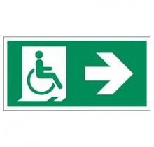 314 Vluchtweg mindervaliden rechts