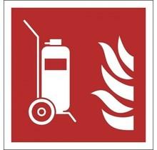 F009 Mobiele brandblusser